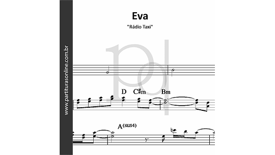 Eva | Rádio Taxi