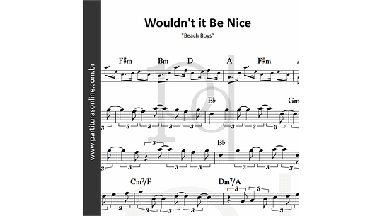 Wouldn't it Be Nice | Beach Boys