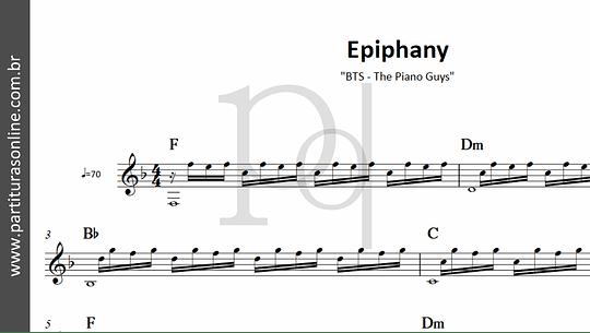 Epiphany | The Piano Guys
