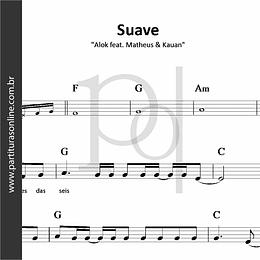 Suave | Alok feat. Matheus & Kauan