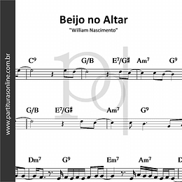 Beijo no Altar | William Nascimento
