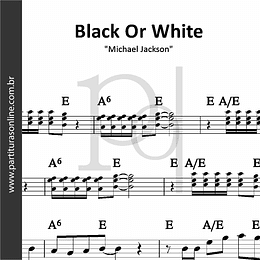 Black Or White | Michael Jackson
