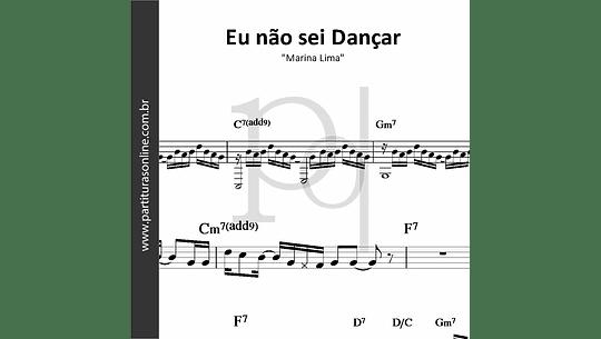 Eu não sei Dançar | Marina Lima