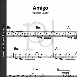 Amigo | Roberto Carlos