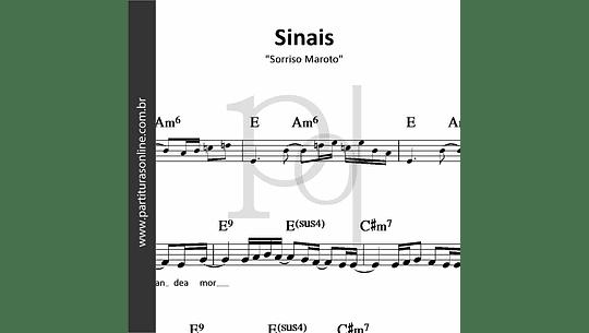 Sinais | Sorriso Maroto