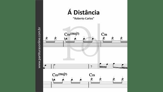 Á Distância | Roberto Carlos