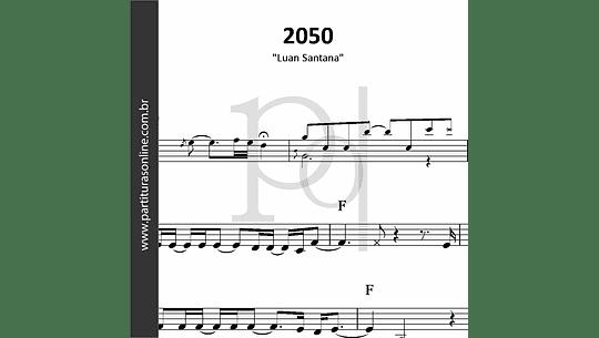 2050 | Luan Santana