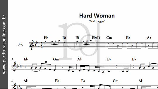 Hard Woman | Mick Jagger