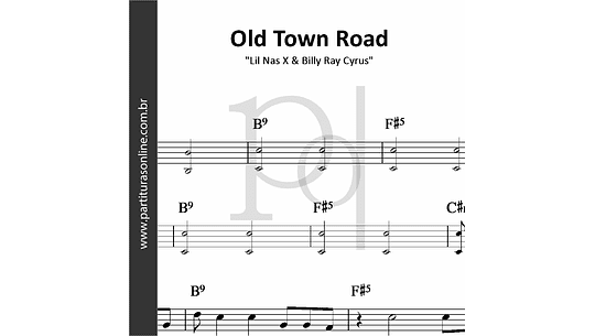 Old Town Road | Lil Nas X & Billy Ray Cyrus