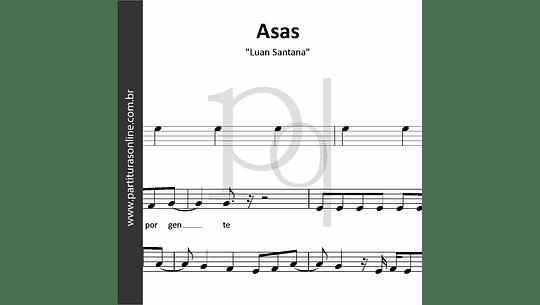 Asas | Luan Santana