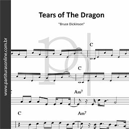 Tears of The Dragon | Bruce Dickinson