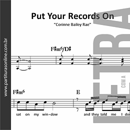 Put Your Records On | Corinne Bailey Rae