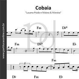 Cobaia | Lauana Prado e Maiara & Maraisa