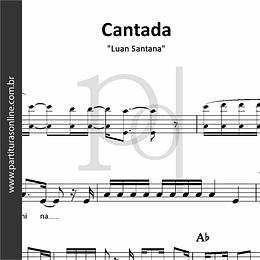 Cantada | Luan Santana