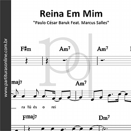 Reina Em Mim | Paulo César Baruk