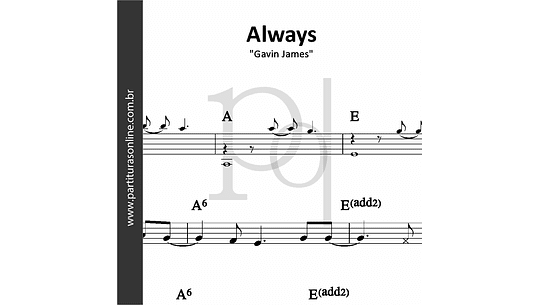 Always | Gavin James