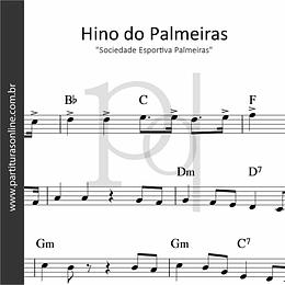 Hino do Palmeiras | Sociedade Esportiva Palmeiras