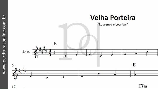 Velha Porteira | Lourenço e Lourival