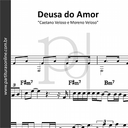 Deusa do Amor | Caetano Veloso e Moreno Veloso