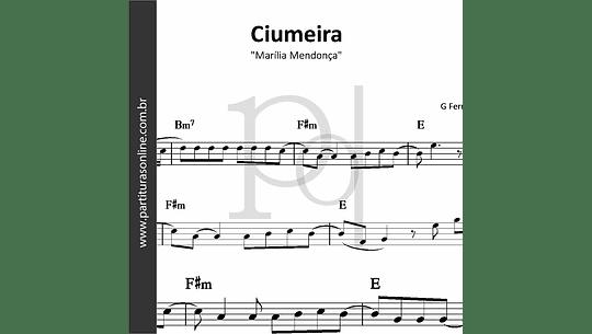 Ciumeira | Marília Mendonça