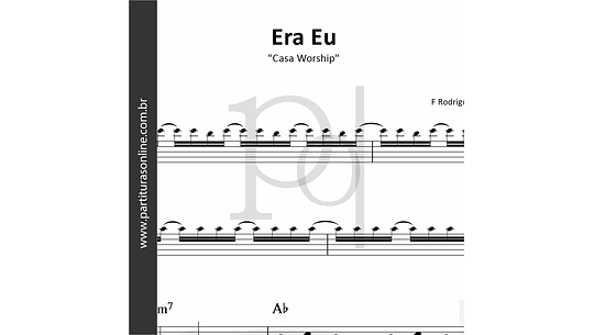 Era Eu| Casa Worship