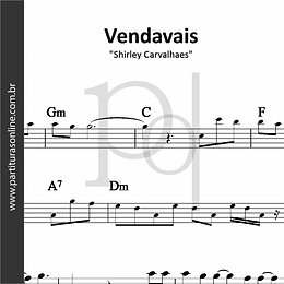 Vendavais | Shirley Carvalhaes