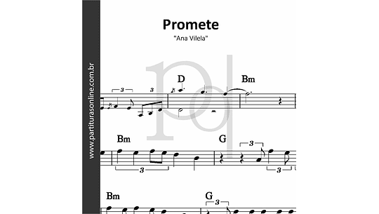 Promete | Ana Vilela