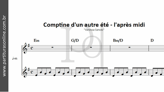 Comptine d'un autre été - l'après midi | Yann Tiersen