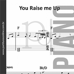 You Raise me Up | para Piano
