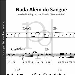 Nada Além do Sangue | Fernandinho