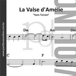 La Valse d'Amélie | Jag Tiersen