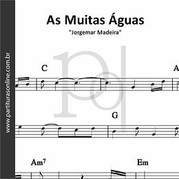 As Muitas Águas | Jorgemar Madeira