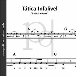 Tática Infalível | Luan Santana