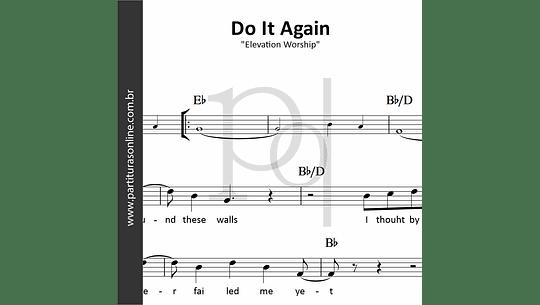 Do It Again | Elevation Worship