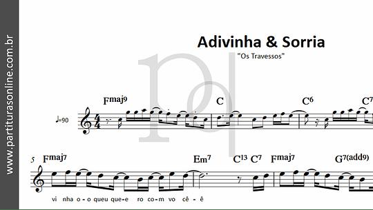 Adivinha & Sorria | Os Travessos