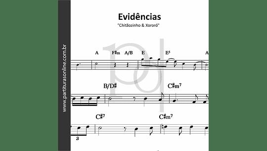 Evidências | Chitãozinho & Xororó
