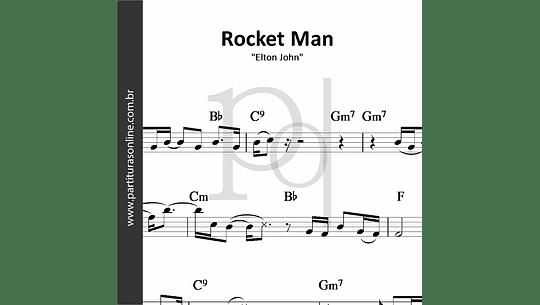 Rocket Man | Elton John