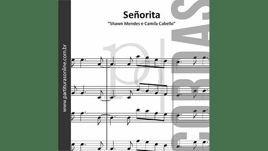 Señorita | Quarteto de Cordas