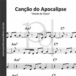 Canção do Apocalipse | Diante do Trono