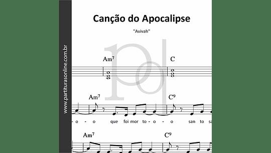 Canção do Apocalipse | Avivah