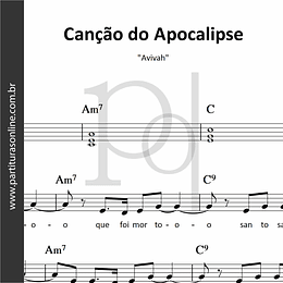 Canção do Apocalipse | Avivah
