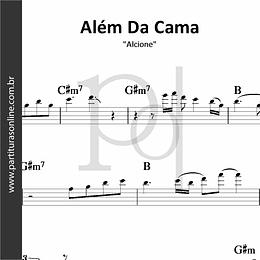 Além Da Cama | Alcione