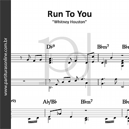 Run To You | Whitney Houston