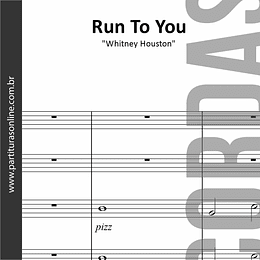 Run To You | Quarteto de Cordas