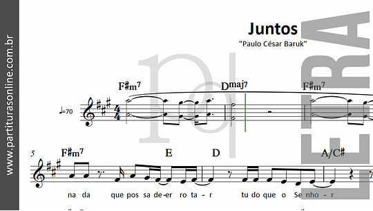 Juntos | Paulo César Baruk