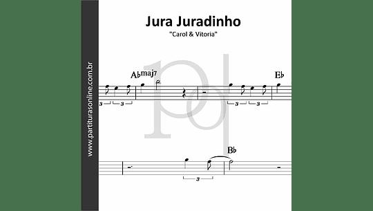 Jura Juradinho   Carol & Vitoria