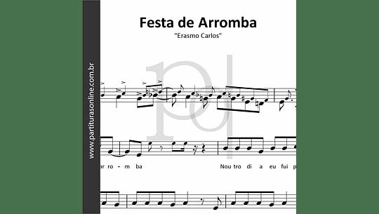 Festa de Arromba | Erasmo Carlos