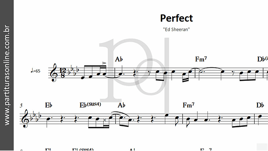 Perfect | Ed Sheeran