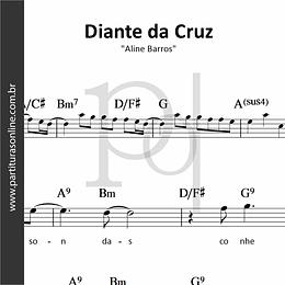 Diante da Cruz | Aline Barros