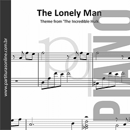 The Lonely Man | para Piano